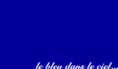 Fondation Nestlé pour l'Art – Le Bleu dans le Ciel, Cie METAL, Théâtre l'Alhambra, Genève