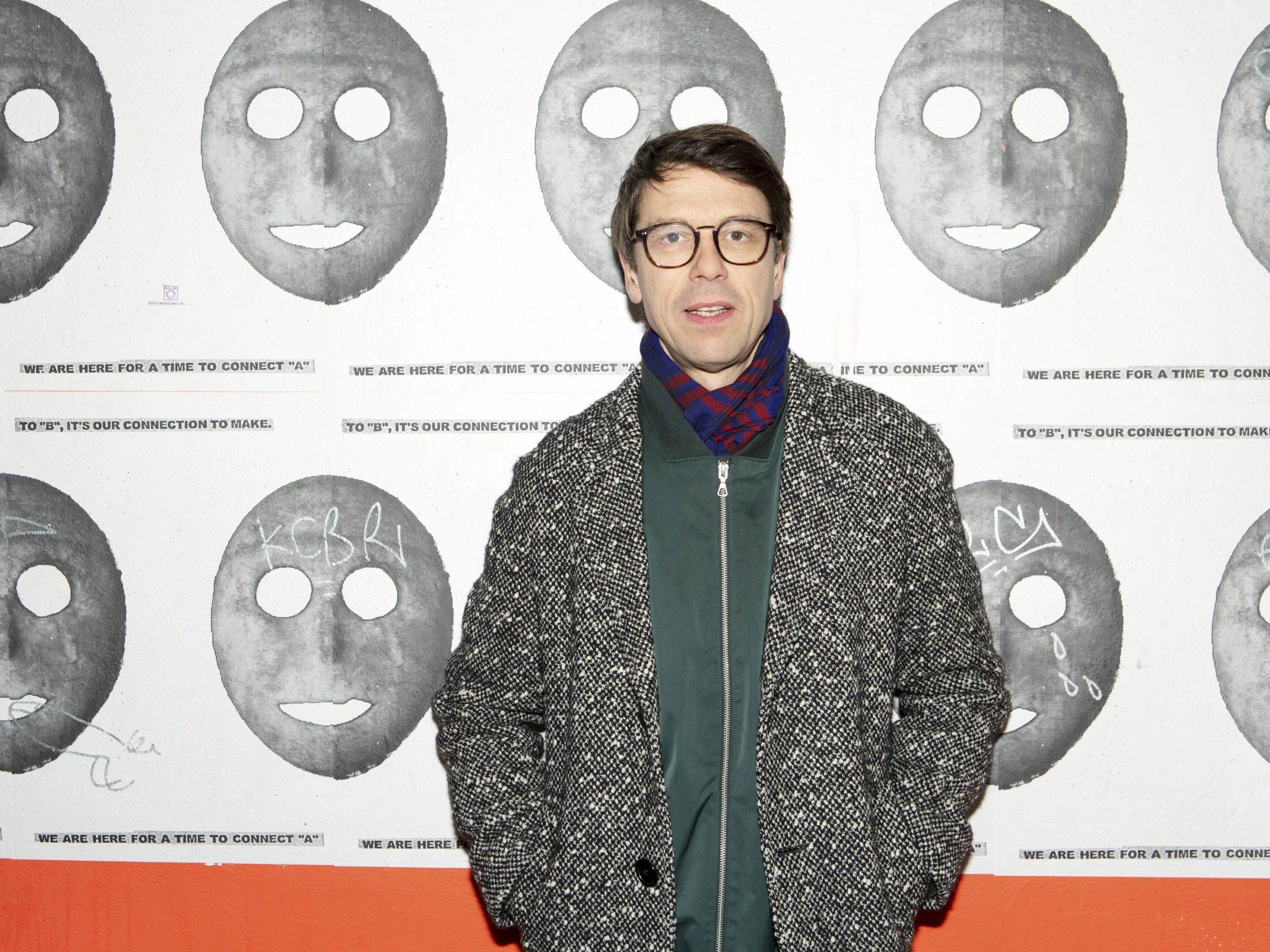 Daniel Baumann – Fondation Nestlé pour l'Art